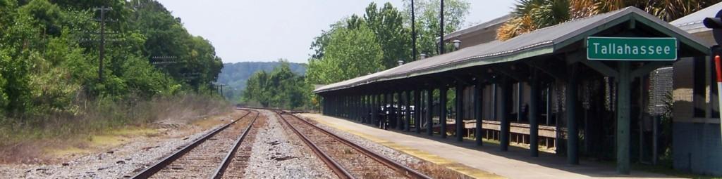 Tallahassee train tracks
